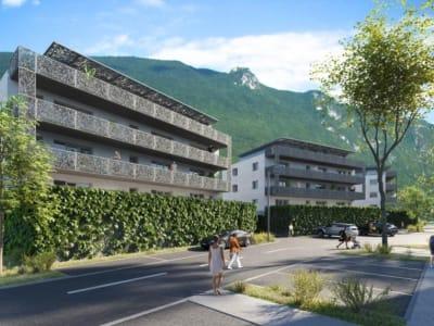 Le Bourget Du Lac - 63.88 m2 - 2ème étage
