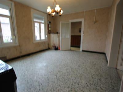 Maison semi individuelle à rénover
