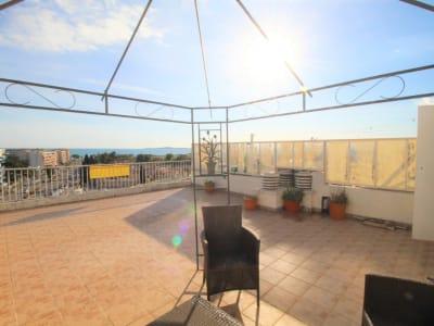 APPARTEMENT LOFT 2 PIECES de 45 m² avec un solarium de 55 m² à C