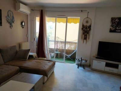 Vence, Appartement 1 pièce 35 m²