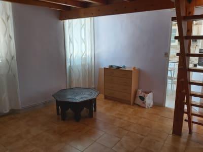 APPARTEMENT T2  + 1 chambre + 1 bureau en mezzanine Ste Marthe 1