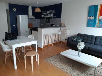 Appartement meublé 93230 2 pièce(s) 56 m2