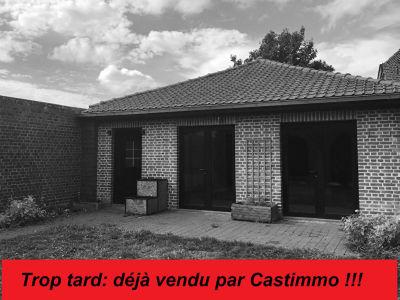 Maison- appartement individuel vendu loué