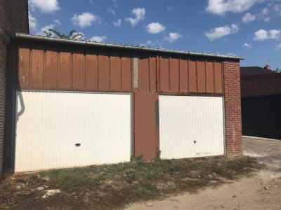 Lot de 2 garages en centre ville