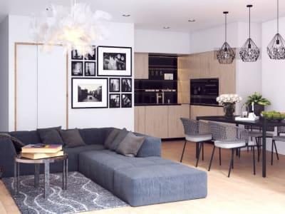 Appartements du 2p à170000€