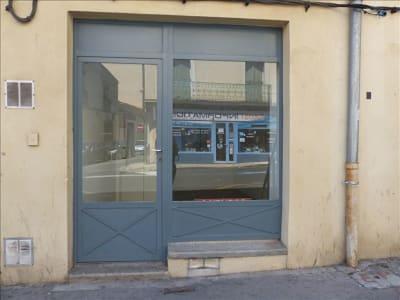 LOCAUX PROFESSIONNELS BEZIERS - 32 m2