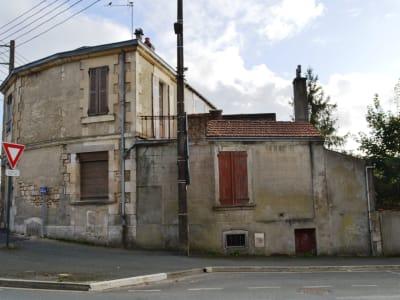 Maison Fontenay Le Comte 5 pièce(s) 75 m2