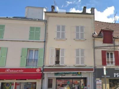 Immeuble vide Thorigny-sur-marne