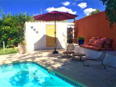 VENTABREN - Maison de plain-pied de 107m² avec piscine sur terra