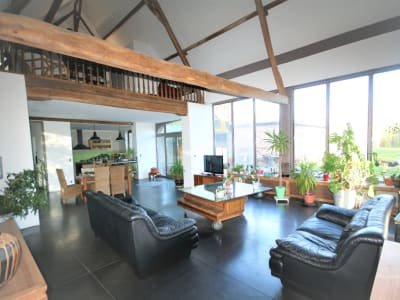 Grange rénovée / 212.41 m² habitable