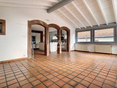 Grand appartement au sud de Strasbourg
