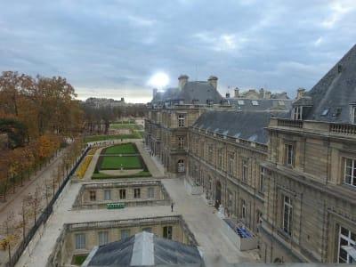 Appartement Paris - 1 pièce(s) - 36.63 m2