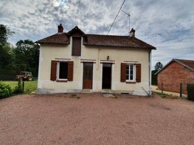Maison Vailly Sur Sauldre 3 pièce(s) 70 m2