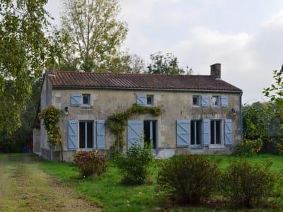 MAILLEZAIS - Maison  5 pièce(s) 138.02 m2