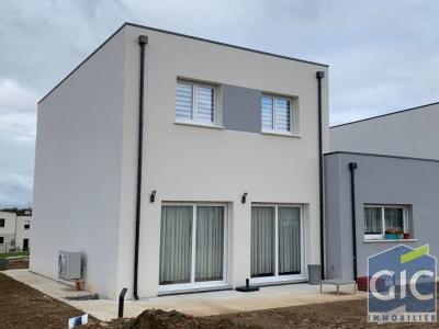 A vendre maison neuve nord de CAEN de 5/6 pièces principales