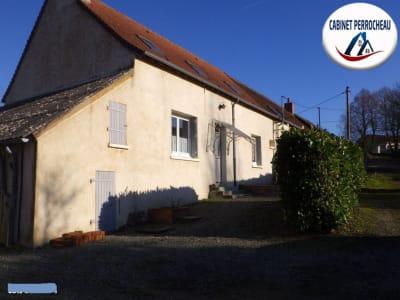 FERMETTE renovee MONTOIRE SUR LE LOIR - 5 pièce(s) - 111 m2