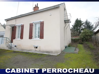 Maison Besse Sur Braye 3 pièce(s) 60.5 m2