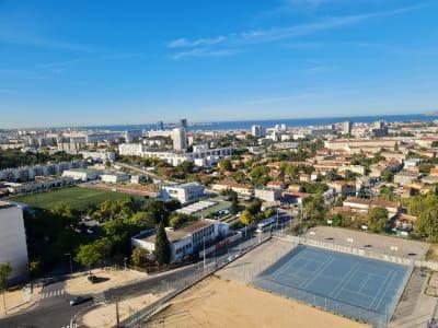 Appartement Marseille  3pièce(s)