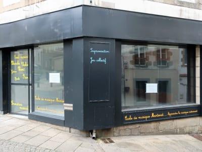 Local commercial Quimperle 2 pièce(s) 110 m2