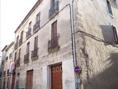 IMMEUBLE A RENOVER BEZIERS - 7 pièce(s) - 531.13 m2