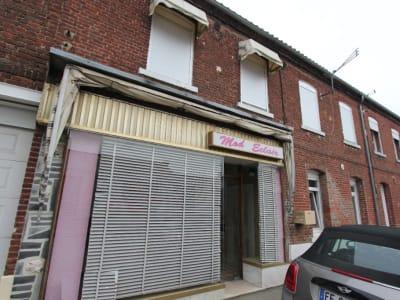 Local commercial centre ville Arleux