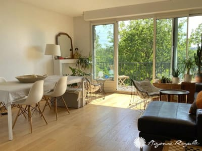 St Germain En Laye - 5 pièce(s) - 103.48 m2 - 2ème étage