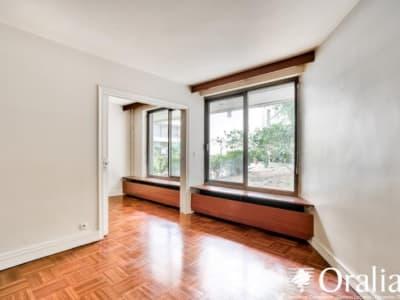 Paris 16 - 2 pièce(s) - 52 m2 - Rez de chaussée