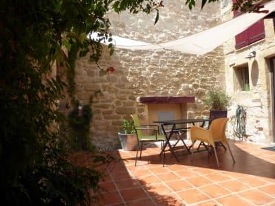 Maison Villeneuve Les Avignon 3 pièce(s) 75 m2