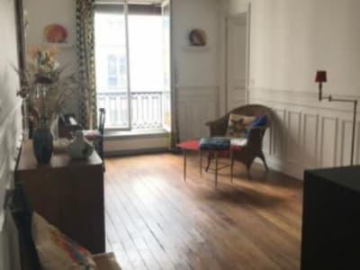 Paris 18 - 3 pièce(s) - 45 m2 - 4ème étage