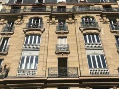 Paris 18 - 1 pièce(s) - 7 m2 - 6ème étage