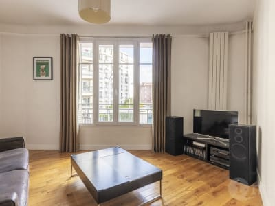 COURBEVOIE - 3/4 PIECES + PARKING - 530 000 € FAI