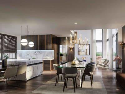 Appartement ANNECY 5 pièce(s) 138.85 m2