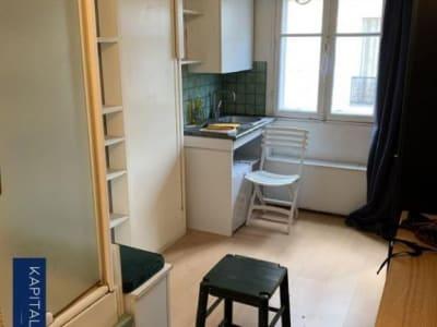 Paris 15 - 1 pièce(s) - 9 m2 - 4ème étage