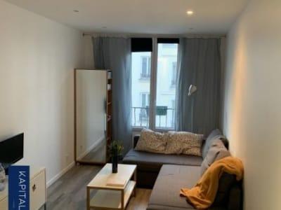 Paris 10 - 1 pièce(s) - 24 m2 - 3ème étage