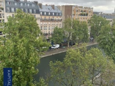 Paris 10 - 1 pièce(s) - 14 m2 - 6ème étage