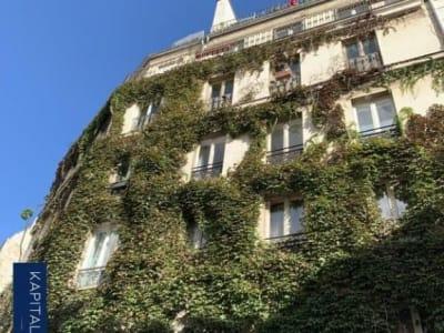 Paris 10 - 2 pièce(s) - 43 m2 - 2ème étage