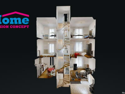 Nanterre - 6 pièce(s) - 130 m2