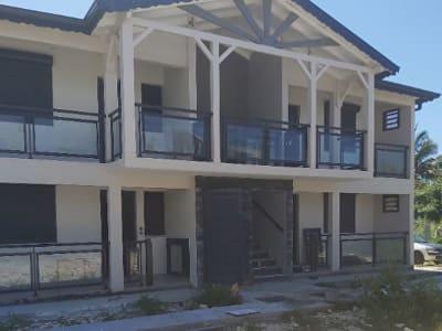 Appart. T2 80m² dans une résidence standing privée neuve Port Lo