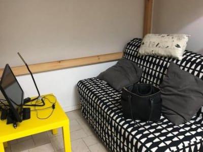 Appartement Nantes - 1 pièce(s) - 12.48 m2