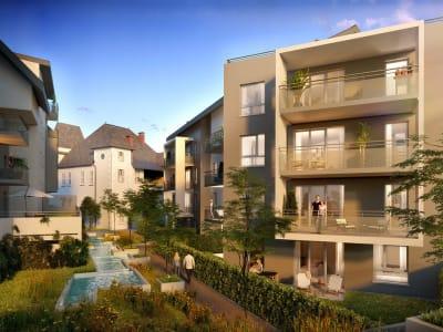Appartement neuf Cognin - Livraison 2022 - 14 biens disponibles