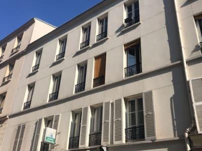 Appartement Levallois Perret 1 pièce(s) 16.80 m2