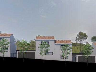 CALAS  prox centre   pavillon  T4 en VEFA   livraison 2022