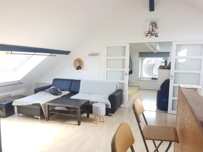 Centre ville, appartement type T3 loué 460 €/mois