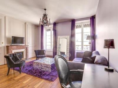 Appartement rénové Lyon - 2 pièce(s) - 45.0 m2