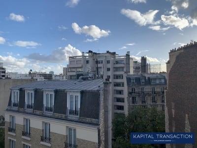 Paris 15 - 1 pièce(s) - 16.8 m2