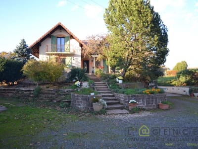 Maison St Michel 195 m2 + exploitation agricole