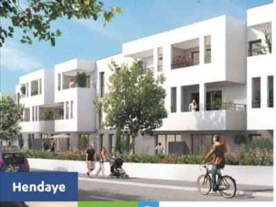 Hendaye - 44.65 m2