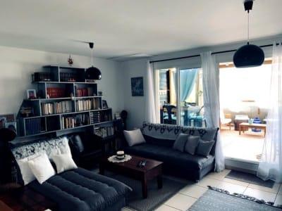 La Riviere - 2 pièce(s) - 45.61 m2 - Rez de chaussée