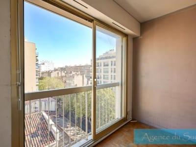 Marseille 06 - 2 pièce(s) - 35 m2 - 7ème étage