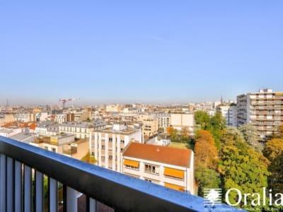 Paris 11 - 1 pièce(s) - 23.66 m2 - 10ème étage